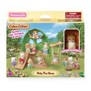 CALICO CRITTERS CC1791   BABY TREE  HOUSE