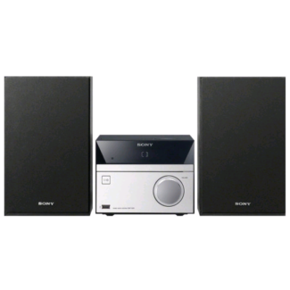 Like new SONY - CMTSBT20B - HI-FI SYSTEM WITH BLUETOOTH AND DAB
