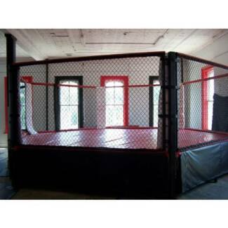 BRAND NEW-MMACAGE-E MMA 5M Fight Cage - Elevated-FOR SALE Sydney City Inner Sydney Preview