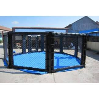 BRAND NEW-MMACAGE MMA 5M Fight Cage - Floor Mounted-FOR SALE Sydney City Inner Sydney Preview
