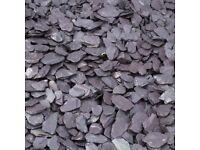 Free!!! Blue Slate Garden Stones - Approx 35 bags