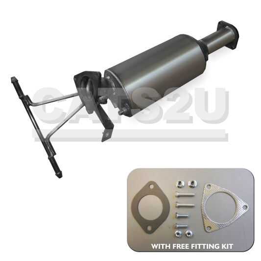 Details about VOLVO S60, V70, XC70, XC90 2 4 DIESEL PARTICULATE FILTER DPF