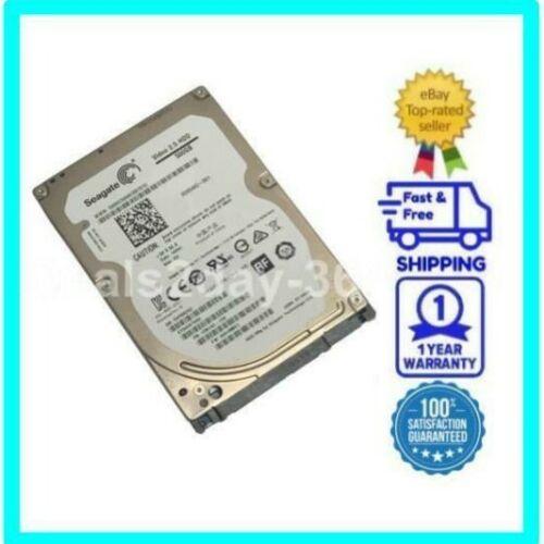 "Seagate Video 500GB ST500VT000 5400RPM SATA 2.5"" Drive for Laptops PS4 XBOX"