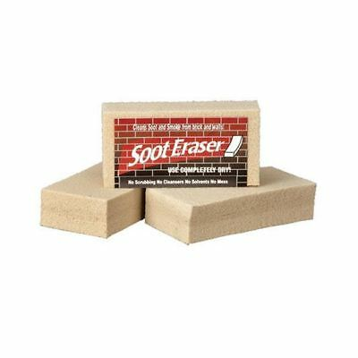 Fireplace Soot Eraser Single Pack