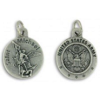 US Army St Saint Michael Medal 0.75