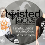 Printed Apparel by Twisted Jacks