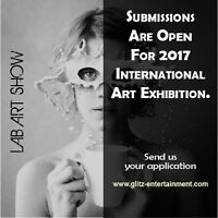 Open Call for Painters and Visual Artists!!