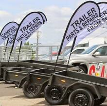 Box Trailers for Sale ACT NSW - Largest range in Canberra Fyshwick South Canberra Preview