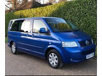 WANTED VW Transporter Caravelle shuttle