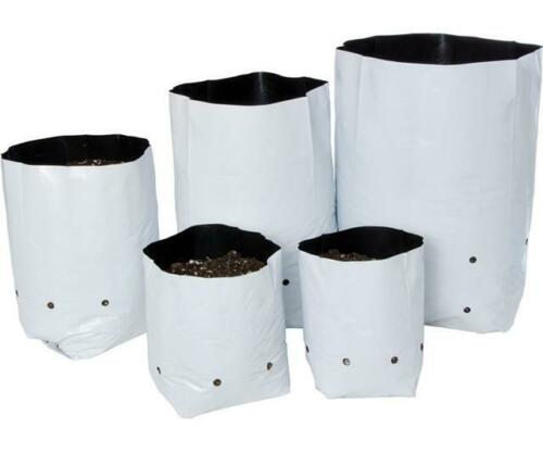 Grow Bags 1 / 2 / 3 / 5 / 7 / 10 Gallon 25 Pack - Soil contrainer grow pot hydro