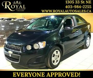 2014 Chevrolet Sonic LT HEATED SEATS, INT PHONE, BLUETOOTH