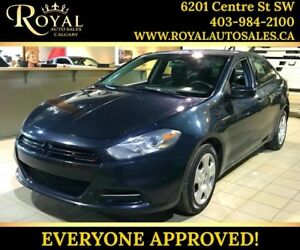 2013 Dodge Dart SE POWER WINDOWS, DOORS, MIRRORS, MAN TRANS