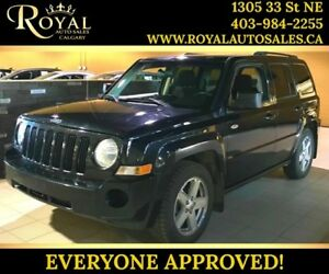 2010 Jeep Patriot North CD/MP3 PLAYER, AUX PORT, SUNROOF
