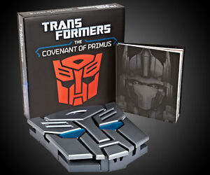 Transformers The Covenant of Primus Hardcover set Masterpiece
