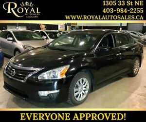 2014 Nissan Altima 2.5 S BACK UP CAM, BLUETOOTH, PWR EVERYTHING