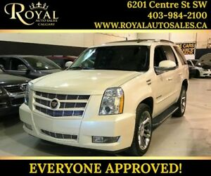 2014 Cadillac Escalade AWD TOUCHSCREEN, LEATHER, SUNROOF, BACK U