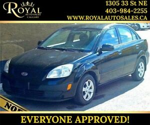 2009 Kia Rio EX BLUETOOTH, MP3 PLAYER, AM/FM RADIO