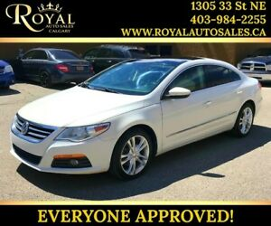 2011 Volkswagen Passat CC Highline LEATHER, SUNROOF, BLUETOOTH