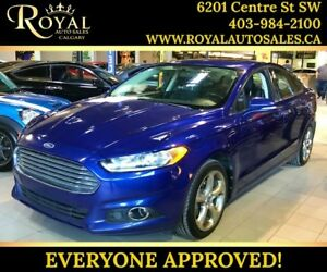 2013 Ford Fusion SE BLUETOOTH, SUNROOF, PWR EVERYTHING