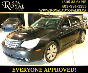 2010 Chrysler Sebring Touring LEATHER, HEATED SEATS, INT PHONE