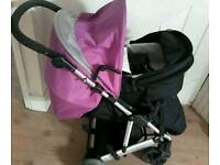 Pram with extras for sale