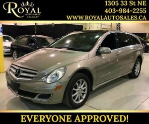 2007 Mercedes-Benz R-Class 3.5L HEATED SEATS, LEATHER, PWR EVERY