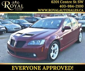 2009 Pontiac G8 LEATHER, HEATED SEAT ***PRICE REDUCED***