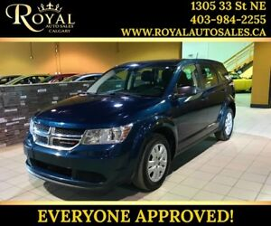 2014 Dodge Journey Canada Value Pkg AUX INPUT, MP3 PLAYER