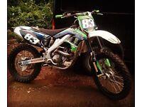 Kxf 250 2009