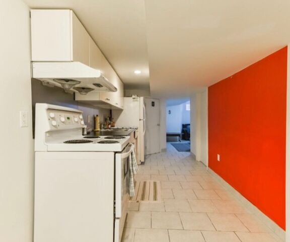 Basement Room For Rent In Mimico, Humber Lakeshore