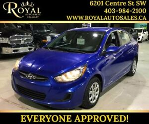 2013 Hyundai Accent GLS HEATED SEATS, MP3, BLUETOOTH ***PRICE RE