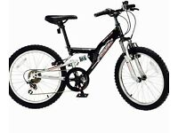 Child mountain bike in exellent condition it can be deliver it