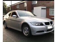 BMW 318 petrol 2007 mint condition 83k full history