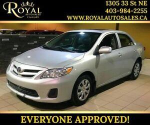 2013 Toyota Corolla CE SUNROOF HEATED SEATS, INT PHONE ***PRICE