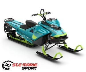 2020 Ski-Doo SUMMIT X 165 850 E-TEC POWDERMAX LIGHT 2.5 PO.