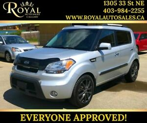 2011 Kia Soul 4u SUNROOF, BLUETOOTH, HEATED SEATS