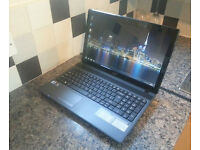 "ACER 5733 LAPTOP 15.6"", FAST Core i3 2.40GHz, 4GB, 320GB, WIFI, HDMI, WEBCAM, DVDRW, OFFICE, A-VIRUS"