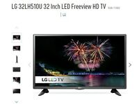 "32"" LG LED TV with Freeview 32LH510B"