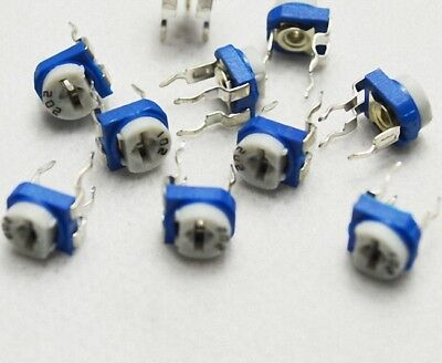 13 Values Variable Resistor Assortment Kit Potentiometer Rohs Compliantsn-t