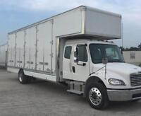 June&July Special $60 17ft Super Movers for moving 24/7,delivery