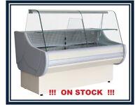 NEW £882 + VAT 120cm(3.9 feet) Serve Over Counter Display Fridge WCH1-E2