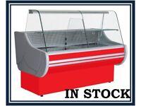 NEW £1139+VAT 157cm (5.1 feet) Serve Over Counter Display Fridge EGIDA N2495