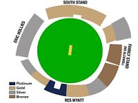 4 x Pakistan v South Africa ICC champions trophy tickets for sale