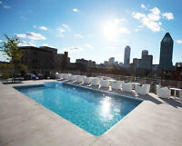Lowney furnished condo - Downtown Montreal - Centreville meublé