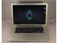 "ANTIGLARE MacBook Pro 15"" 2.9GHz Quad Core i7, 16GB/8GB, 512GB SSD/500GB, Adobe CS6, Logic Pro,"