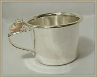 BABY CUP - Silver Plated