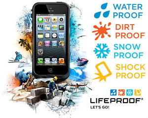 LifeProof frē for iPHONE 5/5s and Galaxy S4 Cases