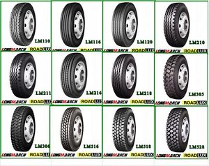 PREMIUM OPEN SHOULDER DRIVE TIRE 11R22.5 Wholesale Cost!!