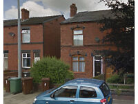 3 bed, 3 storey, end terrace, with rear parking in Bryn to let