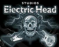 Studios ELECTRIC HEAD Local de pratique/Rehearsal studios